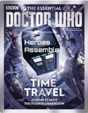 Doctor Who Essential Guide #12 Time Travel Bookazine Magazine Panini Comics